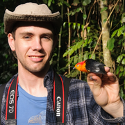Graduate Student Sean Williams leads bird team in the Peruvian Amazon on Global Big Day