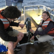 Alumna, Kateri Salk, Joins University of Waterloo to Study the Causes of Algal Blooms in Lakes