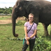 Zoology Major, Antonia Langfeldt, Moves To Thailand to Save Animals